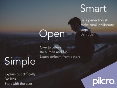 Pilcro's practises